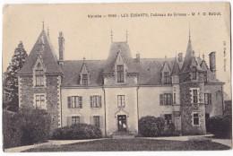 LES ESSARTS. - Château De Grissay - Les Essarts