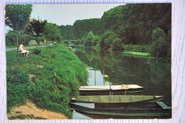 CPM TONNAY-BOUTONNE  (17. Charente-Martime) - Les Berges De La Boutonne - Francia