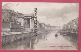 59 - LILLE -Palais De Justice--barque- - Lille
