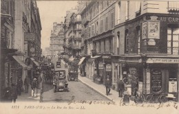 PARIS ...  RUE DU BAC    ///   REF  AOUT 16  /   N°1204 - Arrondissement: 07