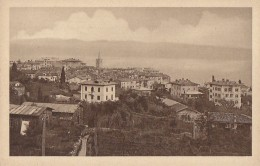 Croatie - Lovrana - Lovran - Panorama - Editeur Tomasic Abbazia - Croatie