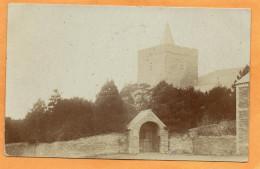Aberystwyth 1905 Real Photo Postcard - Cardiganshire