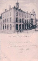 Morges Postes Et Tlélégraphes (2702) - VD Vaud