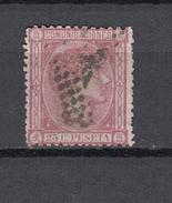 1875    EDIFIL  Nº 166 - Used Stamps