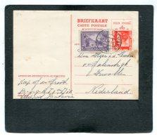 Nederlands-Indië Briefkaart 1947 Nr. 91A - Netherlands Indies