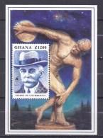 B.F. 265** J.O. ATLANTA 1996 Pierre DE COURBERTIN - Ghana (1957-...)