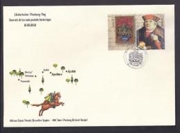 500 Ans Route Postale BRUXELLES-NAPLES - Belgio