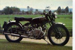 ROAD TRANSPORT - MOTORBIKE - VINCENT HRD SERIES B RAPIDE 1948  Car26 - Motorbikes