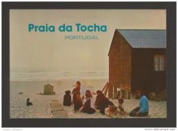 PORTUGAL CANTANHEDE PRAIA DA TOCHA 1970 YEARS POSTCARD - Portugal