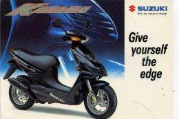 ROAD TRANSPORT - MOTORBIKE - SUZUKI KATANA Car28 - Motorbikes