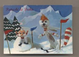 PATASKI LE DAHU Et TIPITON - La Mascotte De L'Equipe De France De Ski - N° 7 - Sport Invernali