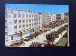 AK KOSOVO PRISTINA ANSICHTSKARTE 1963 - Kosovo