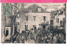 24 :TERRASSON : 14 Ter LE MARCHE AUX TRUFFES PLACE DE LA MARZELLE - France