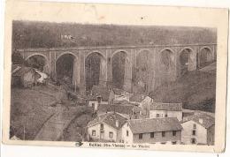 BELLAC  Haute Vienne Le Viaduc écrite TTB - Bellac