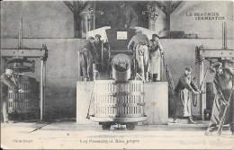 LE BEAUNOIS VERMENTON - Les Pressoirs (J. Bise, Propre) - Vermenton