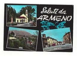 CARTOLINA DI ARMENO - NOVARA - 3 - Novara