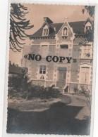 ECHAUFFOUR - ( Orne ) - Photo Format  14 Cm Par 8 Cm - Le Presbytère - Persone Identificate