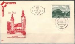 ÖSTERREICH 1960 - MiNr. 1082  FDC - FDC