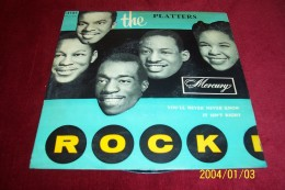 THE  PLATTERS  °° YOU' LL NEVER NEVER KNOW  + 3 TITRES - Soul - R&B