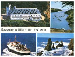 (118) France - Bell Ile En Mer Ferry - Bac - Ferries