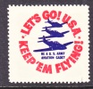 U.S. AERO  WW II  ARMY AVIATION CADET     ** - United States