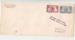 Laos / Diplomatic Mail / U.S. - Laos