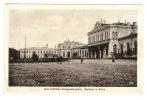 WILNA - VILNA - VILNUS - Vom östlichen Kriegsschauplatz - Bahnhof In Wilna - Litauen