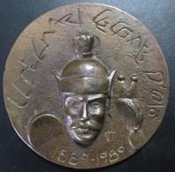 Médaille ESPAGNE Centenari Gegants D'OLOT - Spain