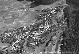 VENDLINCOURT → Vue Aérienne Du Village / Fliegeraufnahme Vom Dorf 1958 - JU Jura