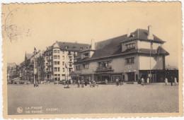 La Panne - Casino - De Panne  ( 'Billard Japonais') - 1937 - Belgique/Belgie - De Panne