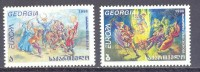 1998. Georgia, Europa 1998, Set, Mint/** - Georgia