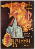 Slovakia / Hungary: Kosice Once Again, A Hungarian City / Kassa Hazatért  1938 - Slovaquie
