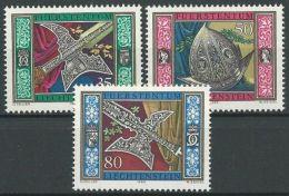 LIECHTENSTEIN 1985 MI-NR. 890/92 ** MNH (20) - Liechtenstein