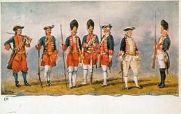 A 4826  -  Militaria Granatieri - Régiments