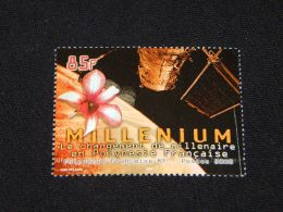 French Polynesia - 2000 Year Millennium MNH__(TH-16110) - Ungebraucht