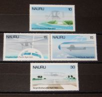 Nauru - 1979 Aviation History MNH__(TH-16275) - Nauru