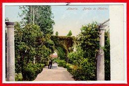ESPAGNE --  Almeria - Jardin De Medina - Almería