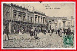 ESPAGNE --  Almeria - Puerta De Purchena - Almería