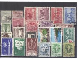 RTY511  AUSTRALIEN LOT AUSTRALIEN Used / Gestempelt SIEHE ABBILDUNG - 1850-1906 New South Wales