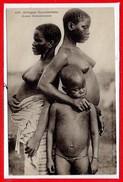 AFRIQUE --  DAHOMEY --  Jeune Dahoméennes - Dahomey