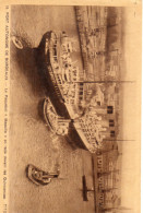 Port De Bordeaux Paquebot Le Massilia - Paquebots