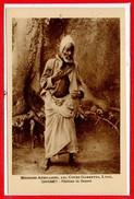 AFRIQUE --  DAHOMEY --  Féticheur Du Serpent - Dahomey