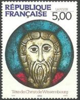 FRANCIA 1990.-Yt:FR 2637, Mi:FR 2782, Sn:FR 2210 ** MNH CRISTO RELIGION - Neufs