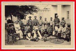AFRIQUE --  DAHOMEY -- Cours De Catéchisme Aux Adultes - Dahomey
