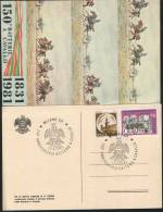 H34) REGGIMENTO ARTIGLIERIA A CAVALLO - 150° ANNIVERSARIO - Documentos