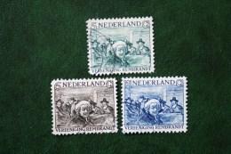 Rembrandtzegels NVPH 229-231 (Mi 233-235) 1930 Gestempeld / USED NEDERLAND / NIEDERLANDE - Oblitérés