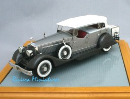 ROLLS ROYCE Phantom II Dual Cowl Sports Phaeton - 1930 - ILARIO 43077 - 1/43 - Other