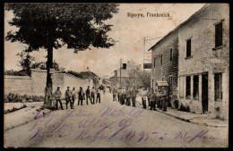 5651 - Alte Ansichtskarte - Attention, La Main Très -  Époye Epoye Frankreich Feldpost 1 Weltkrieg - Reims