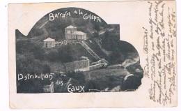 B5912   JALHAY : Barrage De La Gieppe - Distribution Des Eaux - Jalhay