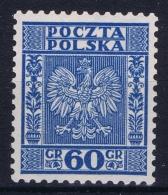 Poland  Mi Nr 278   MH/* Falz/ Charniere  1932 - 1919-1939 Republic